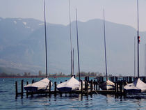 Lago di Caldaro by Evita Knospina