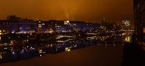 Bremer Schlachtezauber bei Nacht