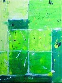 Grüne Impression by malatelierstuke