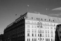 Hotel Adlon von frankenstein