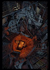 Die Bibliothek by Guido Paul
