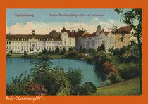 Berlin Charlottenburg 1915 by BedBreakfastBerlin