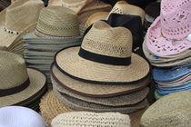 viele Hüte von Willy Matheisl
