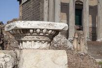 Forum Romanum von Norbert Fenske