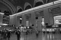 Grand Central Terminal by Ian C Whitworth