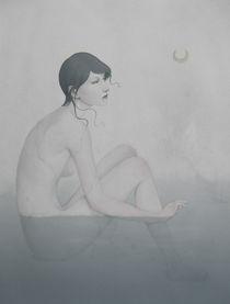 Moonbathe by Diego Fernandez