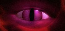 Auge (rot) by mokine