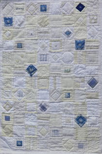 Quilt by Willy Matheisl