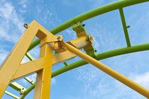Grün und gelb by Michael Schickert
