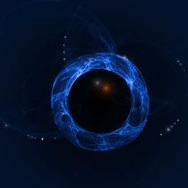 Schwarzes Loch von Frank Rebl