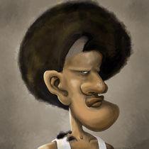 Haircut by Yasemin Ezberci