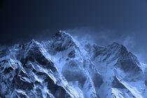 Lhotse 8516m III by Gerhard Albicker