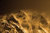 Lhotse 8516m II by Gerhard Albicker