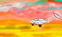 SpaceShuttleLandung by reniertpuah