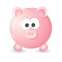 Piggy bank von Jasmina Stanojevic
