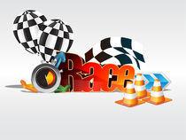 Racing von Jasmina Stanojevic