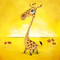 Giraffe by Gregor Gorsic