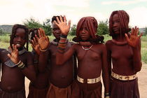 himba children by james smit