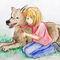 Mdchen-mit-hund