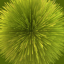 Spiny Lime Ball von Philip Roberts