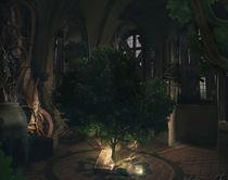 Abbandoned chamber by Kuba Skorkowski