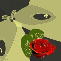 Rosenfalter von flocke