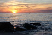 Sonnenuntergang von Yvonne Müller