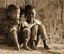 poor african children by james smit