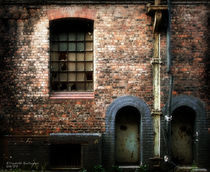 Stanley Dock Tobacco Warehouse - Liverpool England by Elizabeth Gallagher