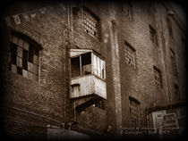 Stanley Dock Tobacco Warehouse - Liverpool UK by Elizabeth Gallagher
