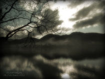 The Lake District At Dawn  by Elizabeth Gallagher