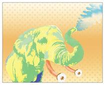 Doughnut-elephant