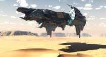 Desert Cruiser von Rory McLeish