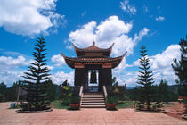 Pagode Da Lat by captainsilva
