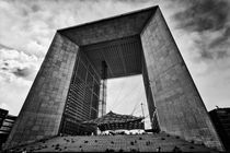 Grande Arche in Paris von Stefan Nielsen