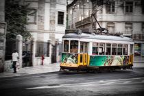 Lisboa Tram 1 by Stefan Nielsen