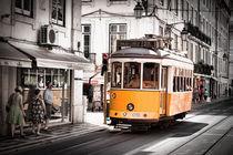 Lisboa Tram 3 by Stefan Nielsen