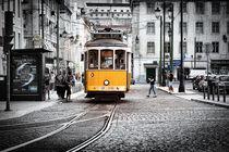 Lisboa Tram 2 by Stefan Nielsen