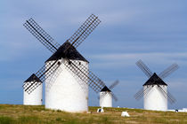 La Mancha, Heimat von Don Quijote by Frank Rother
