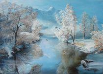 Quaiet Ice / Stille Eis von Apostolescu  Sorin