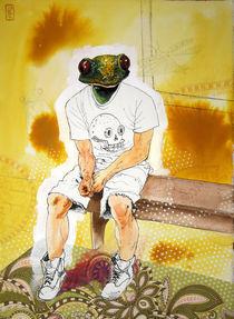 Frogman by Stephanie Heendrickxen