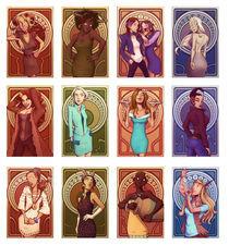 Zodiac von Rosy Higgins