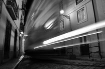 Night Lights, Lisboa, Portugal von Joao Coutinho