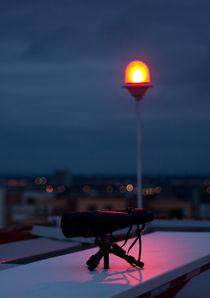 Rooftop Lookout by Vladimir Limarchenko