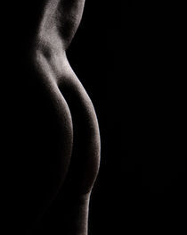 Nude Male-1 by Soumen Nath
