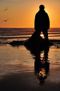 Fisherman of Dreams, Sea, Portugal von Joao Coutinho