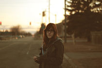 Street Lights by Alison Harper