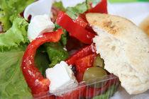 Fresh salad von Vsevolod Zelikov