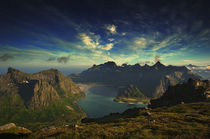 Lofoten islands von Stein Liland
