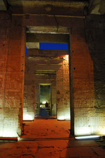 Kom Ombo temple, Egypt by David Love
